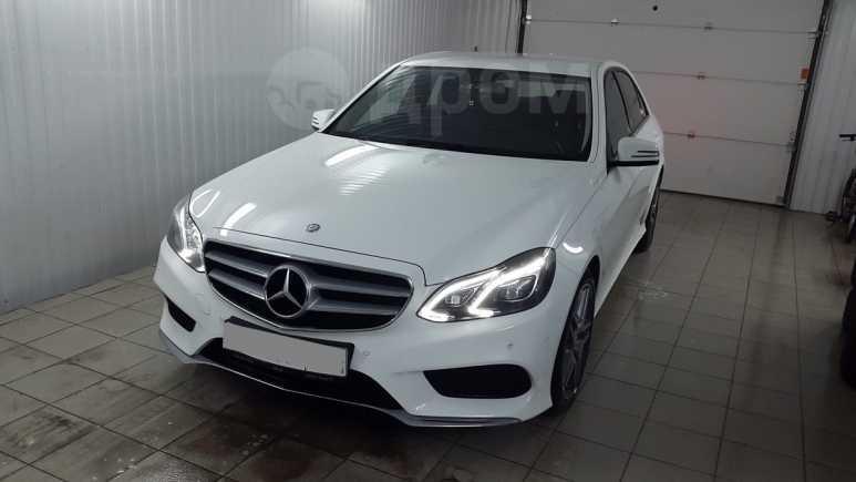 Mercedes-Benz E-Class, 2014 год, 1 680 000 руб.