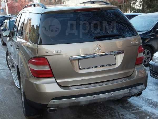 Mercedes-Benz M-Class, 2008 год, 1 000 000 руб.