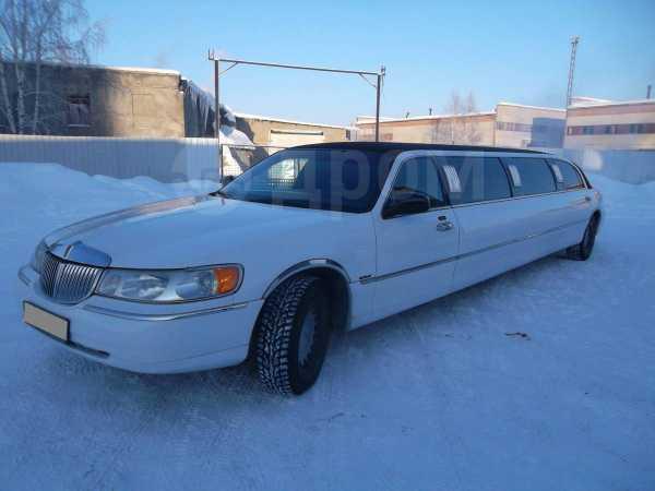 Lincoln Town Car, 2000 год, 900 000 руб.