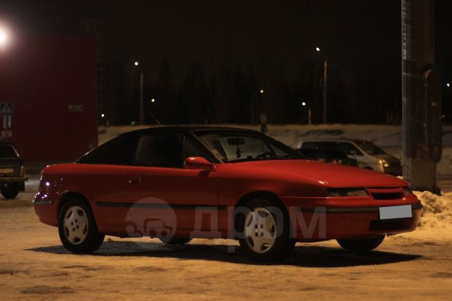 Opel Calibra, 1991 год, 140 000 руб.