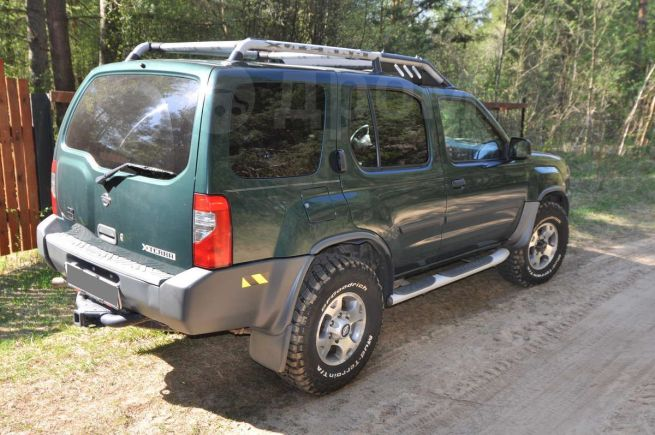Nissan Xterra, 2001 год, 400 000 руб.