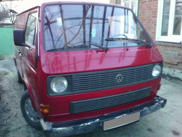 Volkswagen Transporter, 1990 год, 99 000 руб.