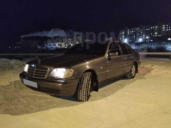 Mercedes-Benz S-Class, 1995 год, 450 000 руб.