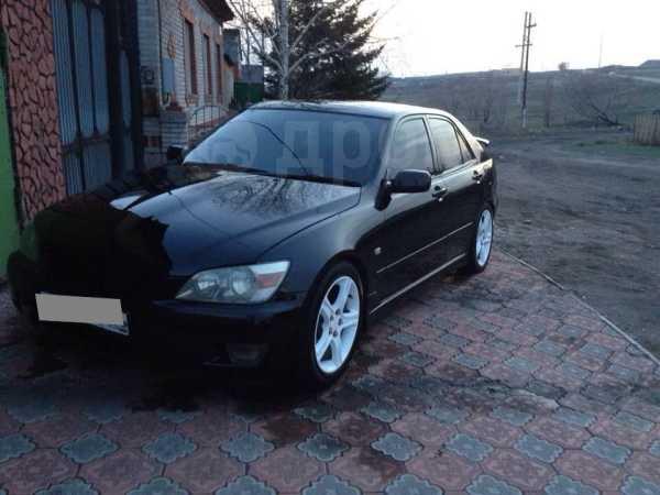 Toyota Altezza, 2000 год, 430 000 руб.