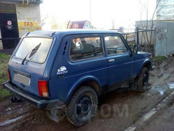 Лада 4x4 2121 Нива, 2005 год, 100 000 руб.