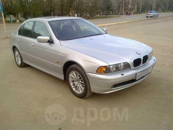 BMW 5-Series, 2001 год, 690 000 руб.