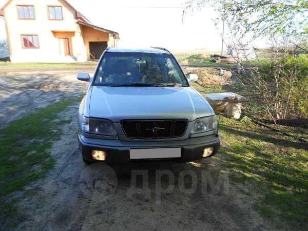 Subaru Forester, 2001 год, 310 000 руб.