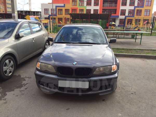 BMW 3-Series, 2002 год, 410 000 руб.