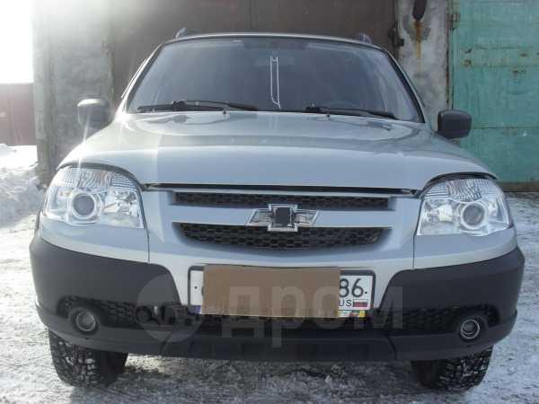 Chevrolet Niva, 2015 год, 495 000 руб.