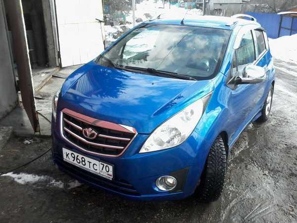 Daewoo Matiz, 2010 год, 280 000 руб.
