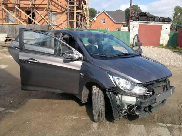 Hyundai Solaris, 2013 год, 310 000 руб.