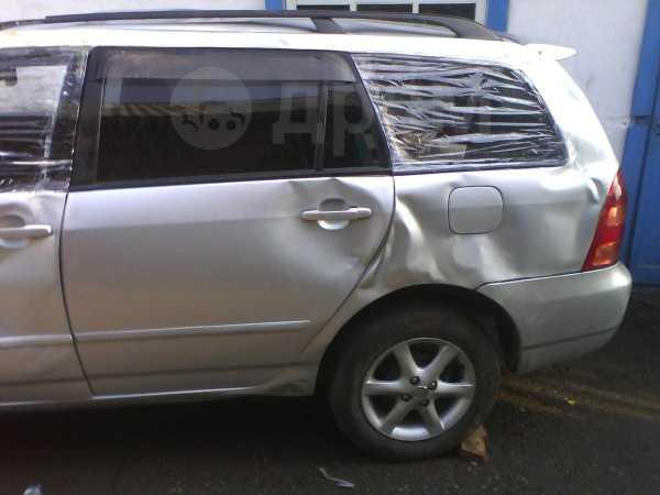 Toyota Corolla Fielder, 2003 год, 180 000 руб.
