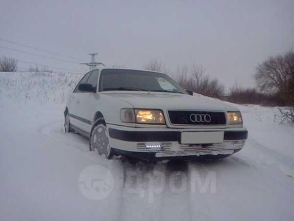 Audi 100, 1991 год, 65 000 руб.