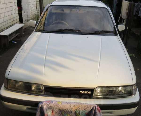 Mazda Capella, 1988 год, 220 000 руб.