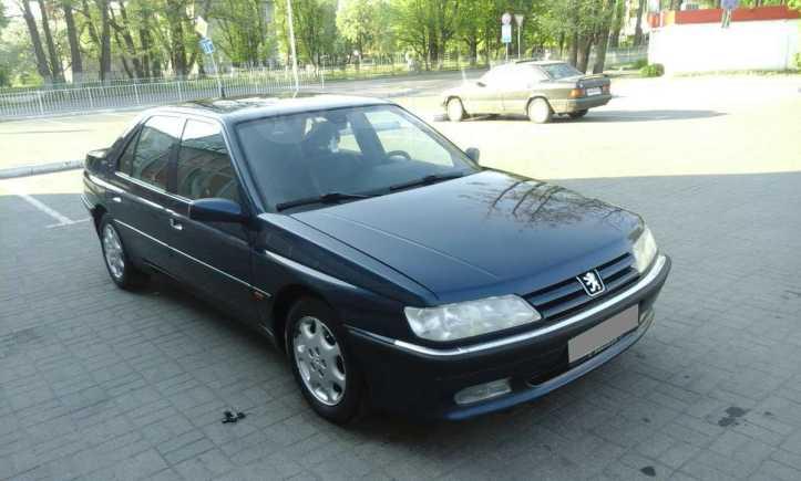 Peugeot 605, 1998 год, 165 000 руб.