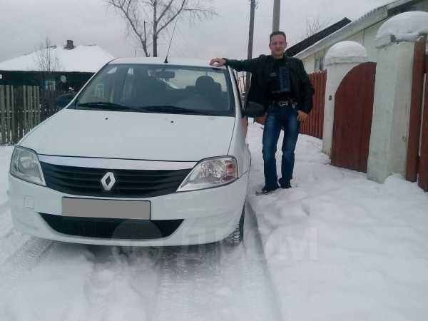 Renault Logan, 2012 год, 400 000 руб.