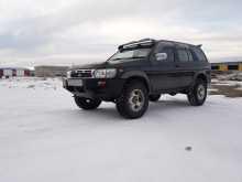 Краснокаменск Terrano 1997