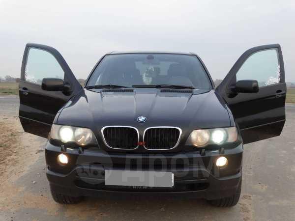 BMW X5, 2003 год, 680 000 руб.