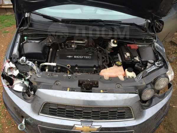 Chevrolet Aveo, 2015 год, 280 000 руб.