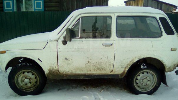 Лада 4x4 2121 Нива, 1985 год, 70 000 руб.