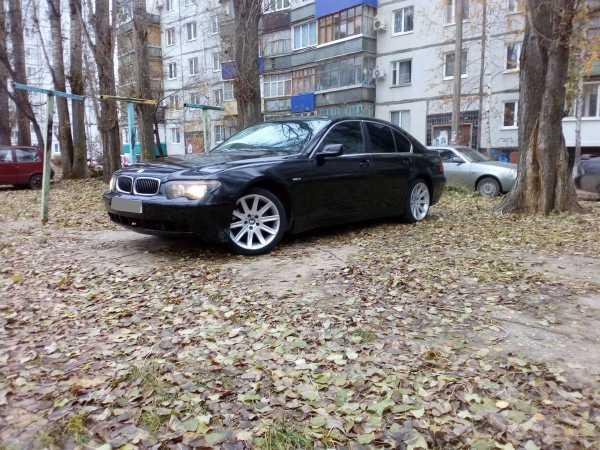 BMW 7-Series, 2002 год, 280 000 руб.