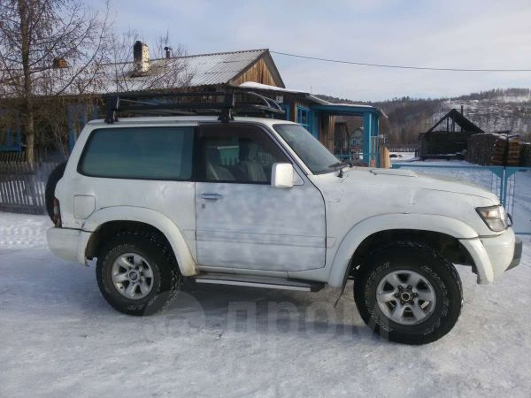 Nissan Safari, 1998 год, 200 000 руб.