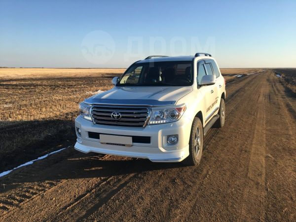 Toyota Land Cruiser, 2012 год, 2 880 000 руб.