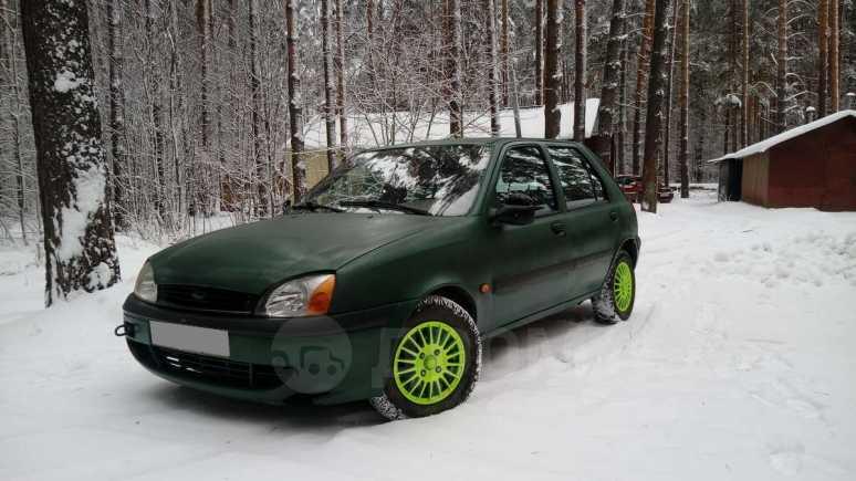 Ford Fiesta, 1999 год, 77 000 руб.