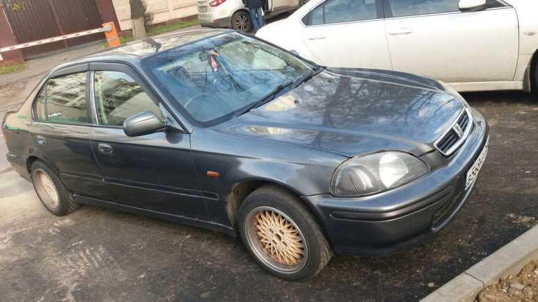Honda Civic, 1997 год, 135 000 руб.