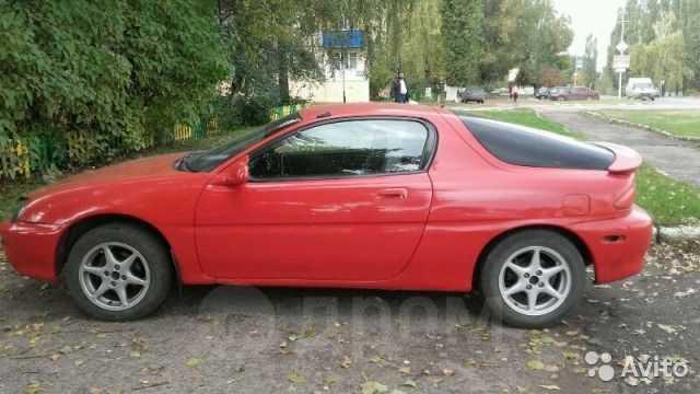 Mazda MX-3, 1995 год, 75 000 руб.