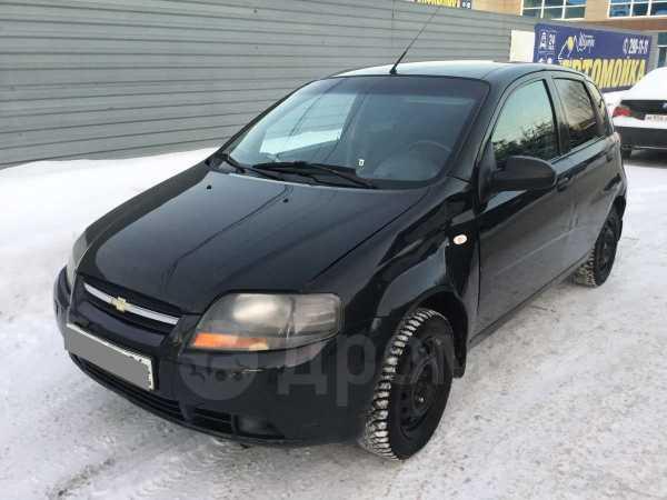Chevrolet Aveo, 2007 год, 125 000 руб.