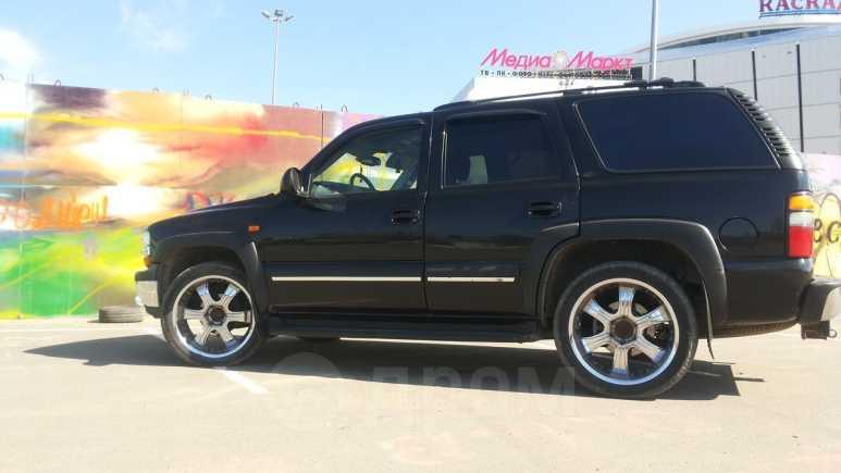 Chevrolet Tahoe, 2003 год, 550 000 руб.