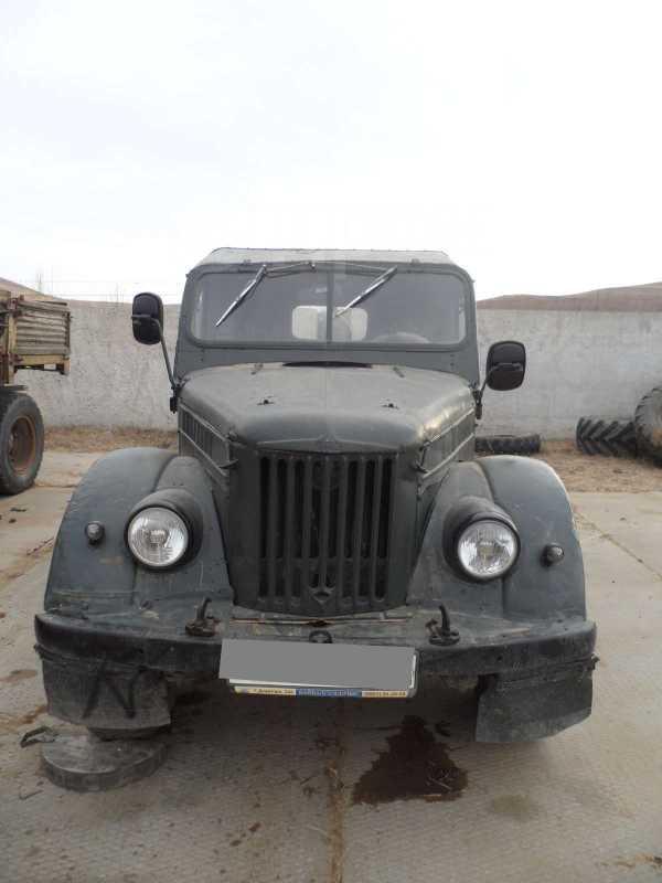 ГАЗ 69, 1954 год, 95 000 руб.