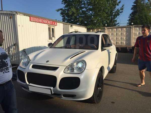 Porsche Cayenne, 2006 год, 1 450 000 руб.