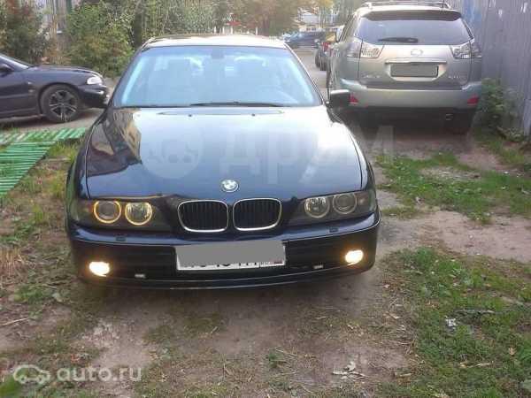 BMW 5-Series, 2000 год, 320 000 руб.