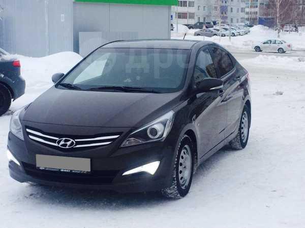 Hyundai Solaris, 2015 год, 639 000 руб.