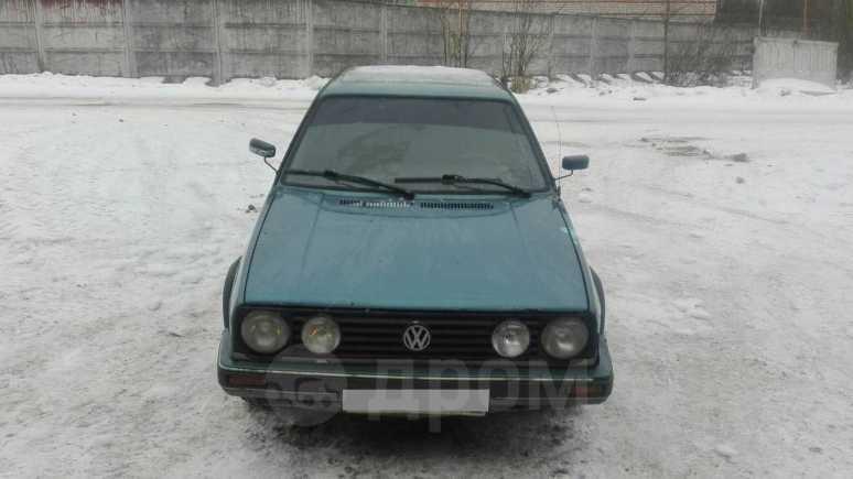 Volkswagen Golf, 1985 год, 50 000 руб.