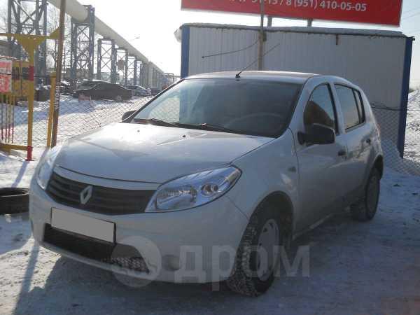 Renault Sandero, 2011 год, 300 000 руб.