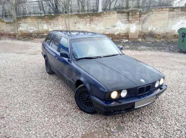 BMW 5-Series, 1992 год, 115 000 руб.