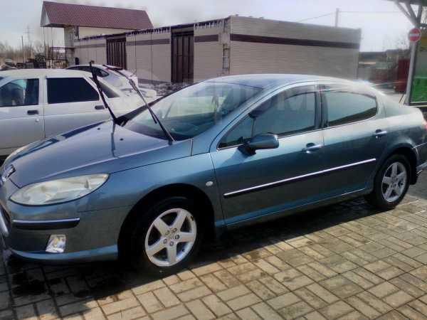 Peugeot 407, 2004 год, 280 000 руб.