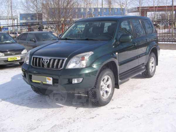Toyota Land Cruiser Prado, 2008 год, 1 220 000 руб.