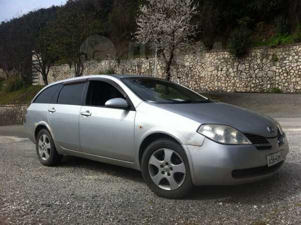 Nissan Primera, 2002 год, 190 000 руб.