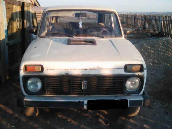 Лада 4x4 2121 Нива, 1985 год, 45 000 руб.