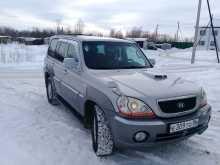 Нижневартовск Terracan 2003