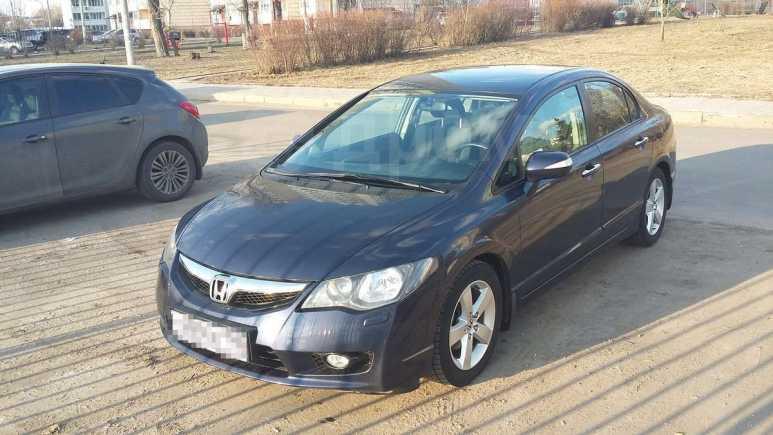 Honda Civic, 2010 год, 570 000 руб.