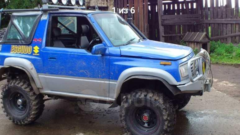 Suzuki Escudo, 1990 год, 350 000 руб.