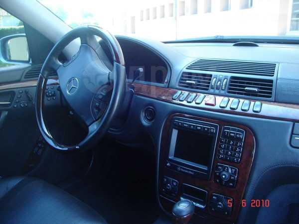 Mercedes-Benz S-Class, 1999 год, 950 000 руб.
