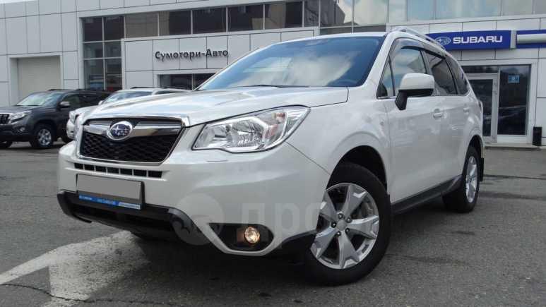 Subaru Forester, 2015 год, 1 610 000 руб.