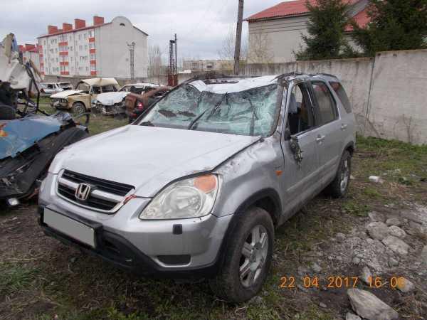 Honda CR-V, 2003 год, 140 000 руб.