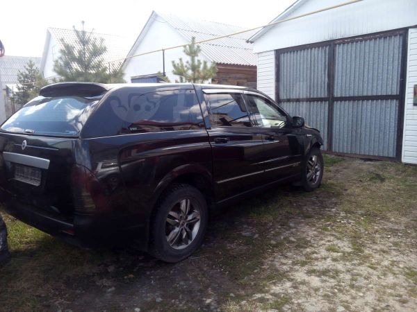 SsangYong Actyon Sports, 2011 год, 240 000 руб.